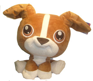 Littlest Pet Shop - 20-Inch Dog Jumbo Plush