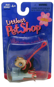 Littlest Pet Shop - Ferret With Leash