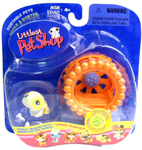Littlest Pet Shop - Hamster with Wheel