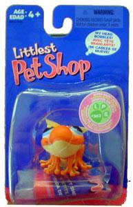 Littlest Pet Shop - Orange Frog - 362