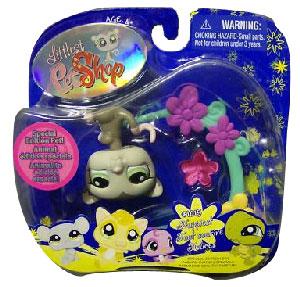 Littlest Pet Shop - Happiest Collection - Special Edition Possum