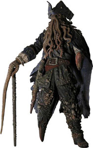 12-Inch Davy Jones with Sound
