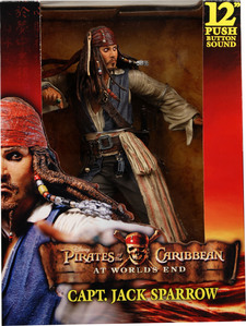 At World End - 12-inch Jack Sparrow
