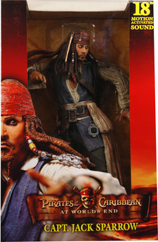 At World End - 18-Inch Jack Sparrow