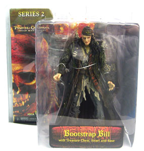 Dead Man Chest Series 2 - Bootstrap Bill Turner