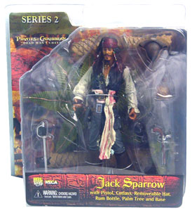 Dead Man Chest Series 2 - Jack Sparrow