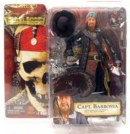 Captain Barbossa Series 3