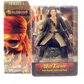 Dead Man Chest - Will Turner