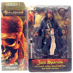 Dead Man Chest - Jack Sparrow