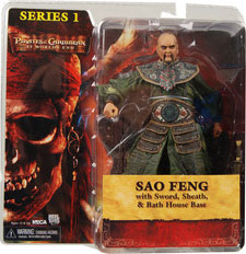 At World End - Sao Feng