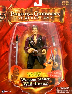 Zizzle At World End - Weapon Master Will Turner