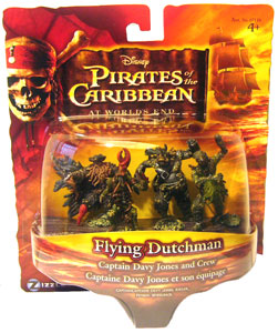 Zizzle At World End 4-Pack: Flying Dutchman