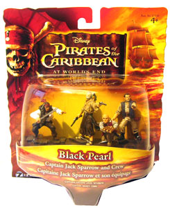 Zizzle At World End 4-Pack: Black Pearl