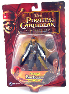 Zizzle At World End - Battling Barbossa