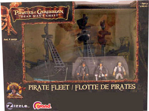 Zizzle - Pirate Fleet - Black Pearl