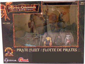 Zizzle - Pirate Fleet - Flying Dutchman