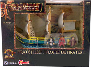 Zizzle - Pirate Fleet - Edinburgh Trader Ship