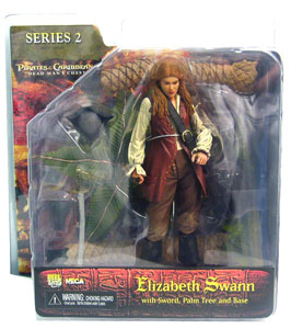 Dead Man Chest Series 2 - Elizabeth Swann