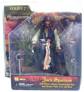 Dead Man Chest Series 2 - Jack Sparrow