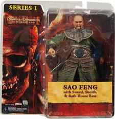 At World End - Sao Feng