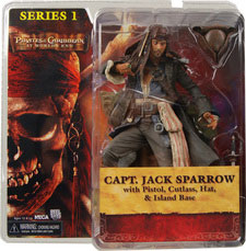 At World End - Jack Sparrow