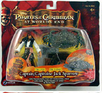 Zizzle At World End - Deluxe Captain Jack Sparrow