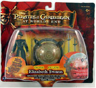 Zizzle At World End - Deluxe Elizabeth Swann
