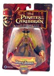 Zizzle At World End - Human Davy Jones