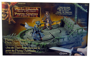 Zizzle - Flying Dutchman Pirate Deck Duel Playset