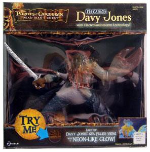 Zizzle - Glowing Davy Jones