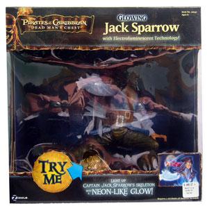 Zizzle - Glowing Jack Sparrow