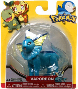 Pokemon Basic Figure - Vaporeon