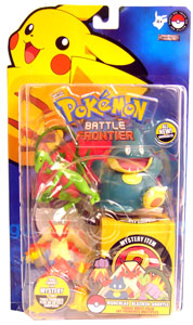 Pokemon Battle Frontier: Grovyle, Munchlax, Blaziken