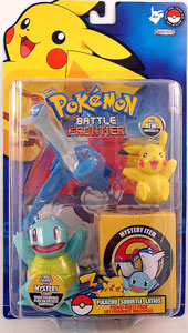 Pokemon Battle Frontier: Latios, Pikachu, Squirtle