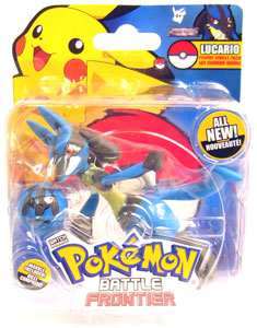 Pokemon Battle Frontier: Lucario