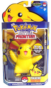Pokemon Battle Frontier Deluxe: Pikachu