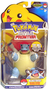Pokemon Battle Frontier Deluxe: Blastoise