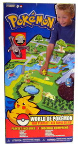Pokemon Battle Frontier - World of Pokemon Playset