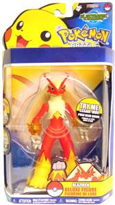 Pokemon Battle Frontier Deluxe: Blaziken