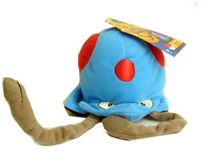 Pokemon Battle Frontier: 6-Inch Tentacool Plush