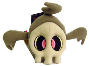 Pokemon Battle Frontier: 6-Inch Duskull Plush