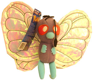 Pokemon Battle Frontier: 6-Inch Butterfree Plush