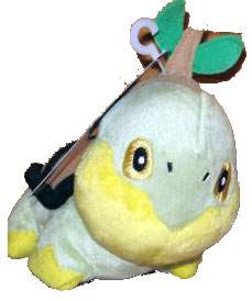 Pokemon Battle Frontier: Turtwig Plush