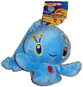Pokemon Battle Frontier: Manaphy Plush