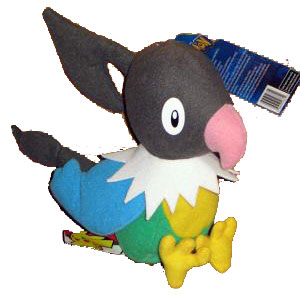 Pokemon Battle Frontier: Chatot Plush