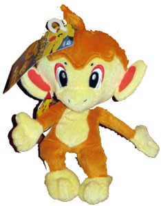 Pokemon Battle Frontier: Chimchar Plush