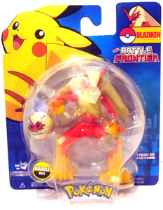 Pokemon Battle Frontier: Blaziken