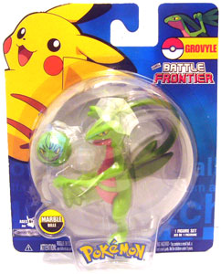 Pokemon Battle Frontier: Grovyle