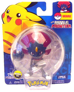 Pokemon Battle Frontier: Weavile