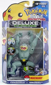 Pokemon Battle Frontier Deluxe: Machamp